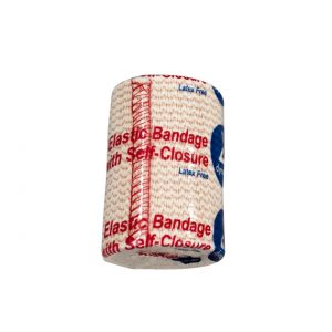 Elastic Bandage with Self-Closure 3″ x 5 yards