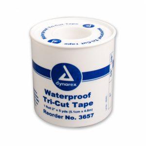 2″ Waterproof Tri-Cut Tape