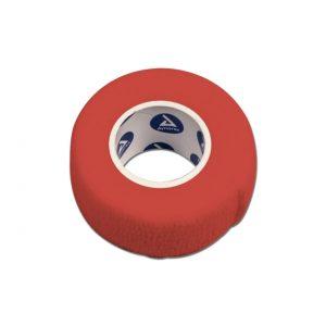 1″ x 5 yard Latex Free Sensi-Wrap: Single Roll RED