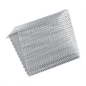 WIRE SPLINT ALUMINUM MESH 9.8 x 30.5 cm