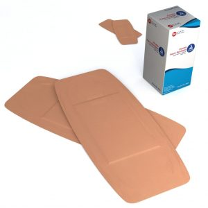 2″ x 4 1/2″ Adhesive Fabric Bandage Sterile Box of 50