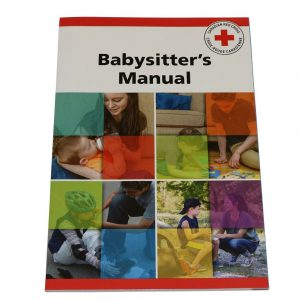 BABYSITTER'S MANUAL – ENGLISH – Certification cards not included