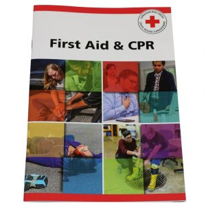 CANADIAN RED CROSS FIRST AID & CPR MANUAL (ENGLISH)