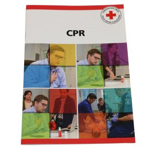 CPR MANUAL – CANADIAN RED CROSS