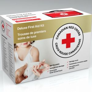 CANADIAN RED CROSS DELUXE FIRST AID KIT