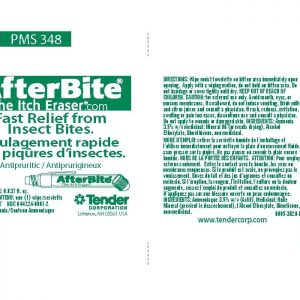 After Bite Insect Relief Wipe