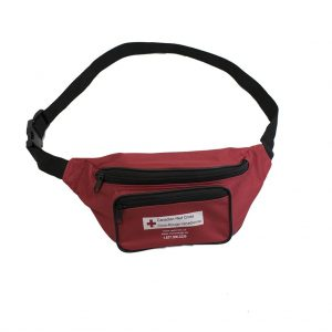 CRC – FIRST AID FANNY PACK (empty)