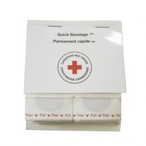 1″x 3″ and  3/4″ x 3″  Quick Bandage™ Refill (39)