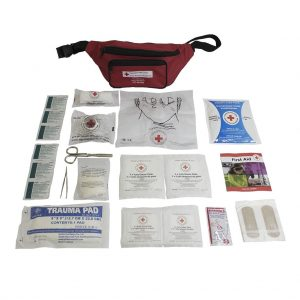 CANADIAN RED CROSS FANNY PACK -CHILDCARE