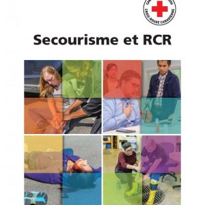 CANADIAN RED CROSS FIRST AID & CPR MANUAL (FRENCH)