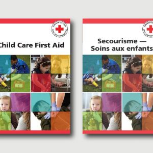 CHILDCARE FIRST AID & CPR MANUAL (FRENCH)