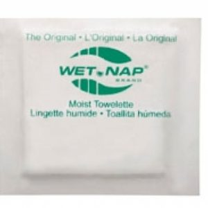 HAND CLEANSING MOIST TOWELETTES BOX OF 100